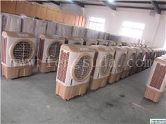4000风量移动冷风机|移动环保空调|移动水空调
